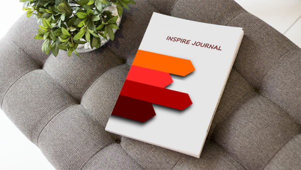 The Inspire Journal Paperback