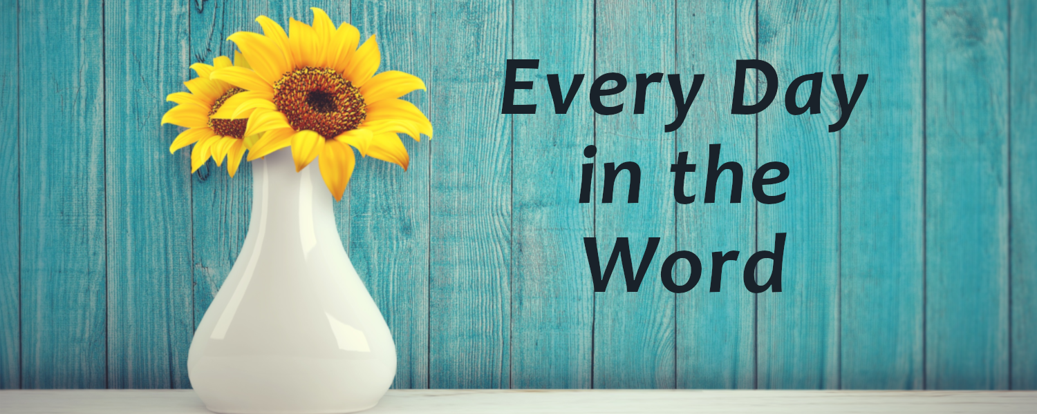 The Inspire Journal - Every Day in the Word