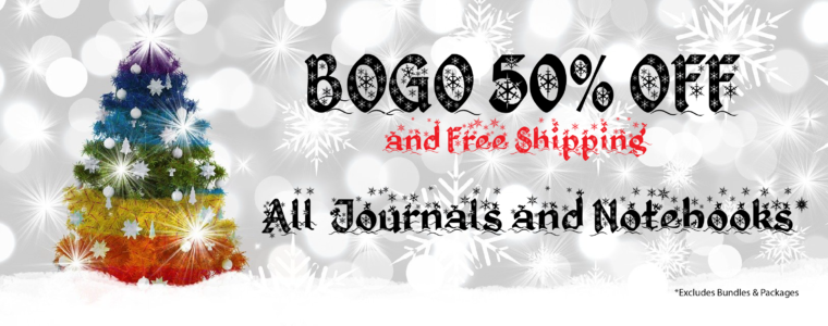 The Inspire Journal Holiday Sale